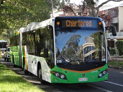 BUS518-Chartered