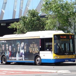 Brisbane Transport, Queensland, Australia