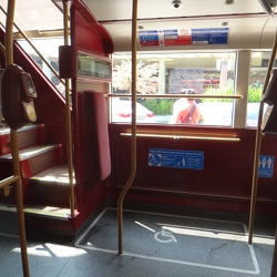 New Routemaster, Singapore Tour