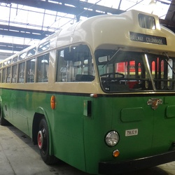 1958 Leyland Royal Tiger Worldmaster