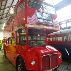 1963 Routemaster (RM1708)