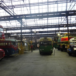 Sydney Bus Museum - Collection