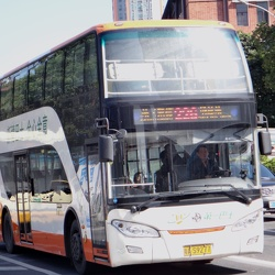 Asiastar (Yaxing) JS6111SHCP Double Deck