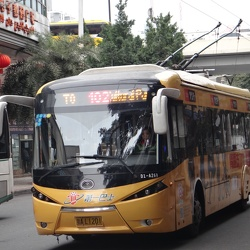 Yutong ZK5120A Trolleybus