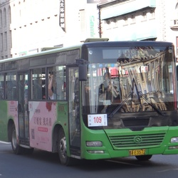 Huanghai DD6109S04F CNG