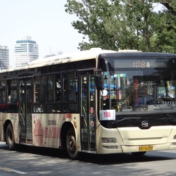 Huanghai DD6118S27 CNG