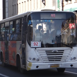 Harbin Bus, Heilongjiang, China 哈尔滨公交