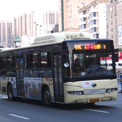 Yutong ZK6120HNGAA CNG