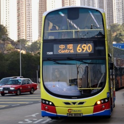 Volvo B9TL 2-Axle (Wright Eclipse Gemini 2)