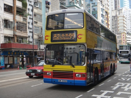Bus Route Citybus 99