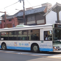 Hino KL-HU2PMEE Blue Ribbon City