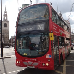 Volvo B5LH (Wright Eclipse Gemini)