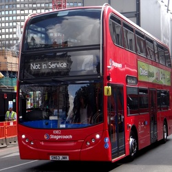 Stagecoach London