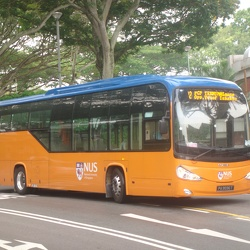 National University of Singapore Shuttle