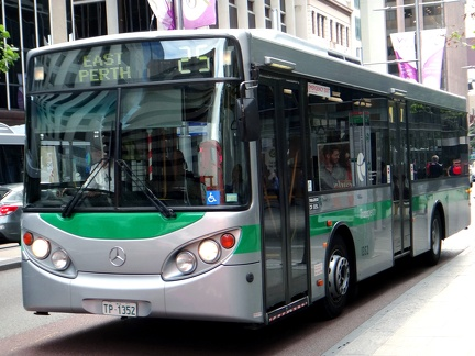 Bus route transperth bus route 25 for Bus timetable perth 85