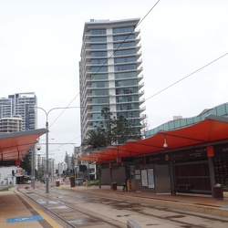 Gold Coast Light Rail, Queensland, Australia
