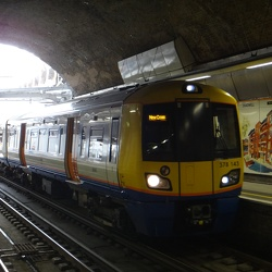 London Overground, United Kingdom
