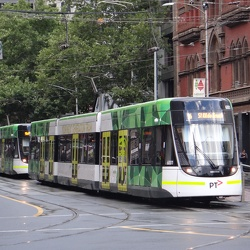 E-Class Tram (Bombardier Flexity Swift)