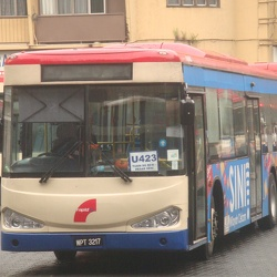 King Long XMQ6122G (Integral)