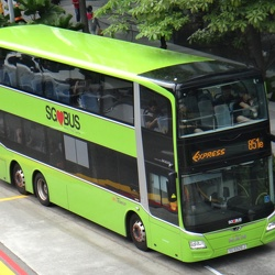 MAN ND323F A95 Lion's City DD (Euro VI, Gemilang Mk IV)