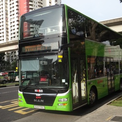 MAN ND323F A95 Lion's City DD (Euro V, Gemilang Mk I)