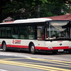 SMRT Buses, Singapore (before GCM/BCM)