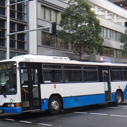 Mercedes-Benz O405 (Custom Coaches 516)
