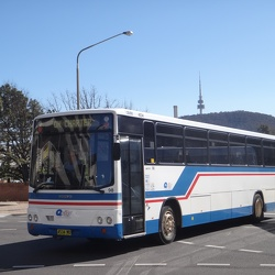 Volvo B7R (Custom Coaches CB50)
