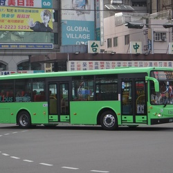 United Bus and Central Taiwan Bus 統聯客運,中台灣客運