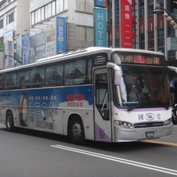Taiwanese Coach and Intercity Operators, Taiwan