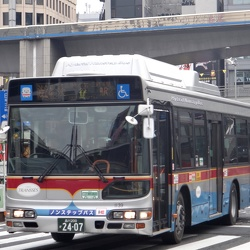 Hino LJG-HU8JLGP Blue Ribbon City Hybrid