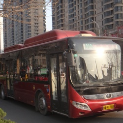 Zhengzhou Bus, Henan, China 郑州公交
